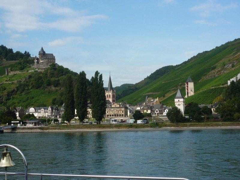 Boyd--Rhine