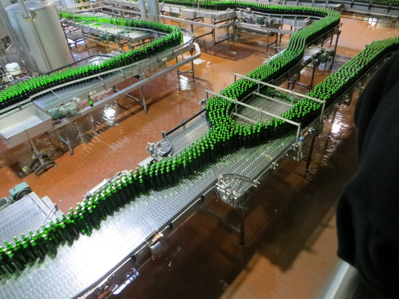 Jever brewery