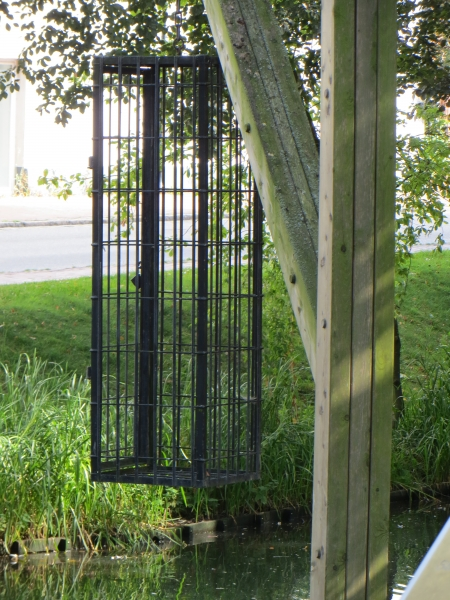 Cage to determine if a witch